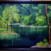 glassy-pond