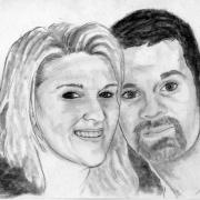 Double Subject Newly Weds